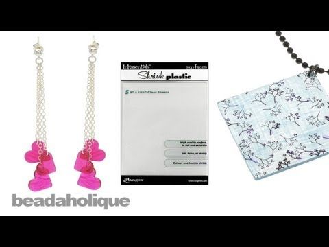 How to Use Shrink Plastic in Jewelry Making