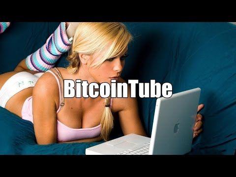 """Bitcoin Tube""  Cмотри видео и зарабатывай биткоины / Обзор от А до Я + ..."