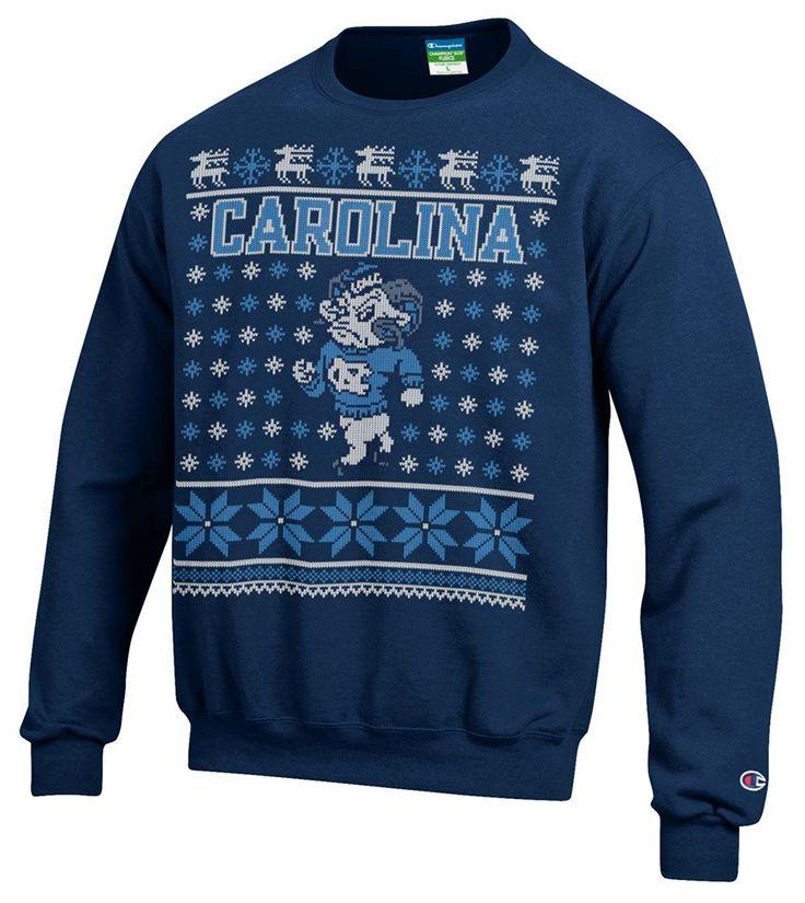 UNC Ugly Christmas Sweater Sweatshirt