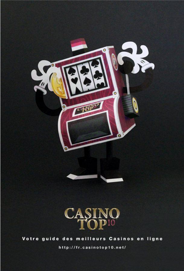 Un papertoy original et décalé réalisé par le Jedi français du papertoy, j'ai nommé Tougui. Fabriquée en guise de mascotte pour le site Casino Top 10, un guide archi-complet sur les casinos en ligne, on peut dire que c'est du…