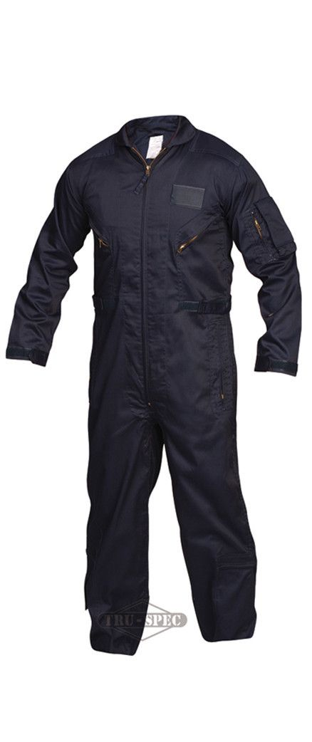 PERFECT FOR ANY JOB Coveralls for those who fly service aircraft, perform ground maintenance or for carrying out search and rescue missions. Sewn to military specification FNS/PD 96-17 (MIL-C-23141A).