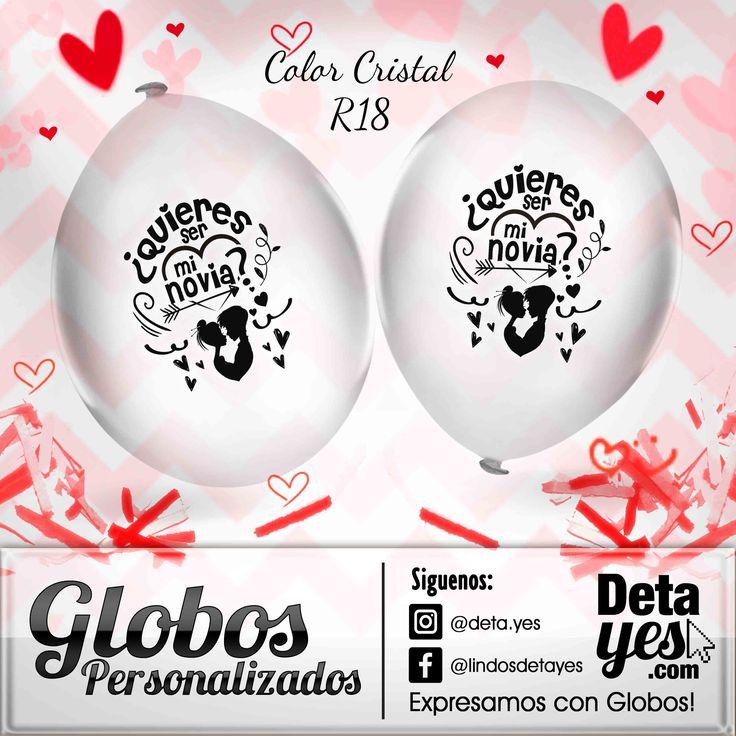 Te Ayudamos a Crear dedicatorias para tus Globos y hasta Declaraciones de Amor por su puesto!, Pedidos 3185657519, Envíos a Toda Colombia. Somos @deta_yes