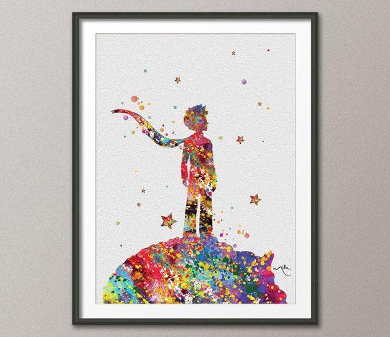 Ica Home Decor: Les Illustrations Du Petit Prince Le Petit Prince