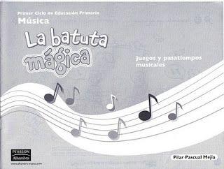 EnAnOSaLTaRíN: JUEGOS Y PASATIEMPOS MUSICALES LA BATUTA MÁGICA