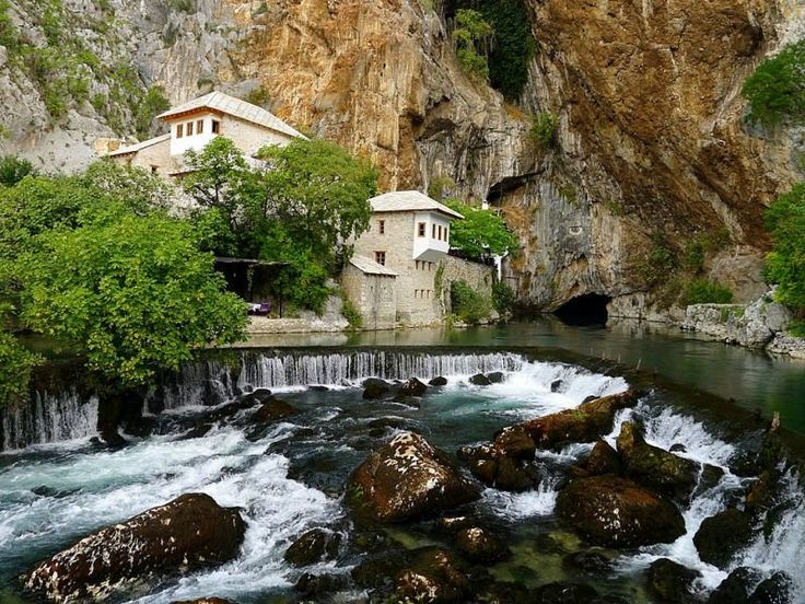Blagaj, Bosnia