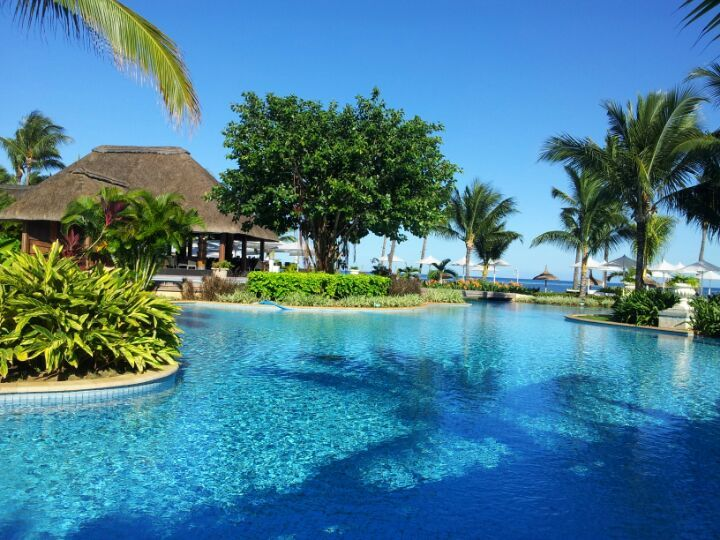 Sugar Beach Mauritius Hotel Resort Spa In Flic En Flac Distrito