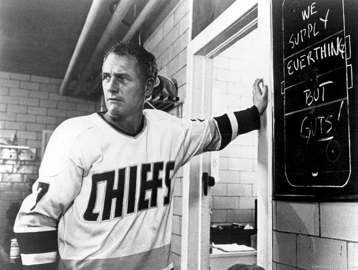Paul Newman, Slap Shot, 1977