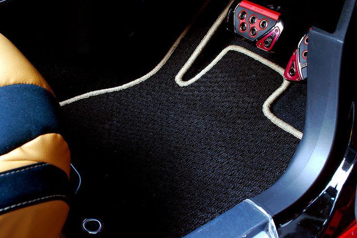 Daihatsu copen floor mat