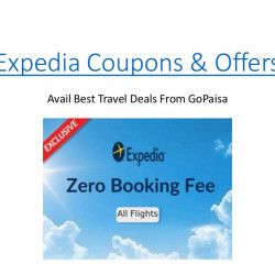 Expedia coupons for travellers | Visual.ly