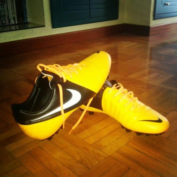 Mis nuevas botas!!