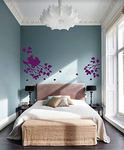 Ik70 Wall Decal Sticker Room Decor Art Mural Branches Birds Interior Bedroom StickersForLife http://www.amazon.com/dp/B00SJSVWW0/ref=cm_sw_r_pi_dp_.e9cvb085JPB2
