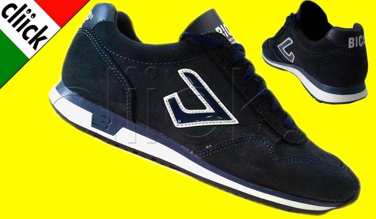 € 22,50 - Scarpe Bicap Old Classic Sneakers Tennis Sport tempo libero ginnastica corsa