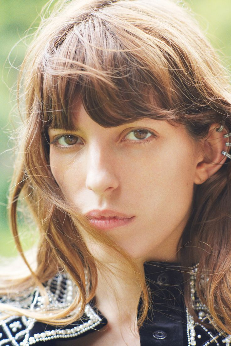 I've always had a strange acting life. I by Lou Doillon @ Like Success