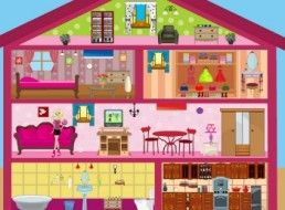 The 25 best Barbie house decoration games ideas on Pinterest