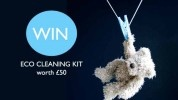 Win an Eco cleaning kit!