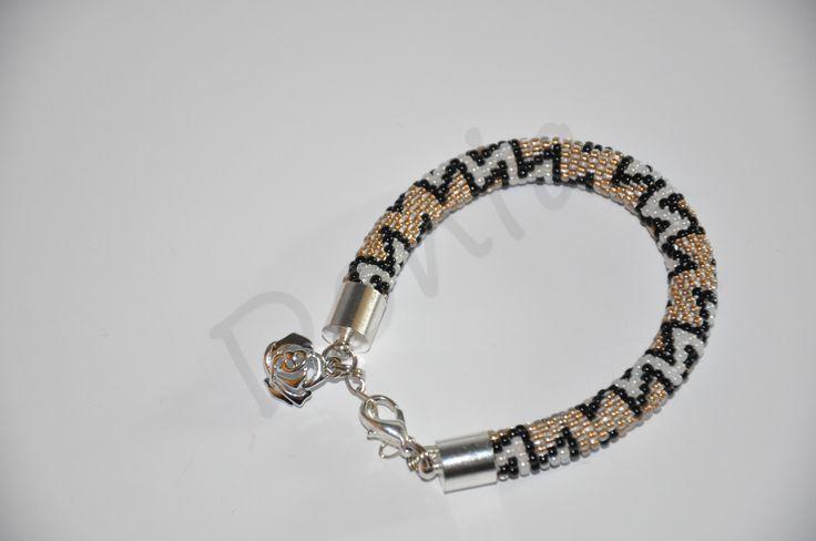Bead Crochet Bracelet - unfortunately sold..