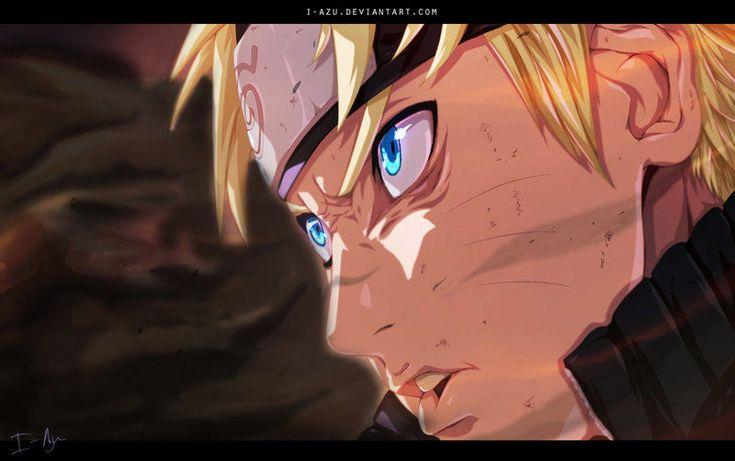 Naruto 694 Page 21