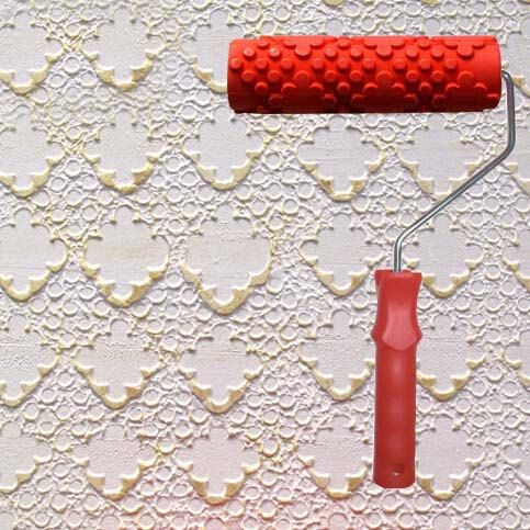 Patterned Paint Roller NO.125 by GSBpaintroller on Etsy