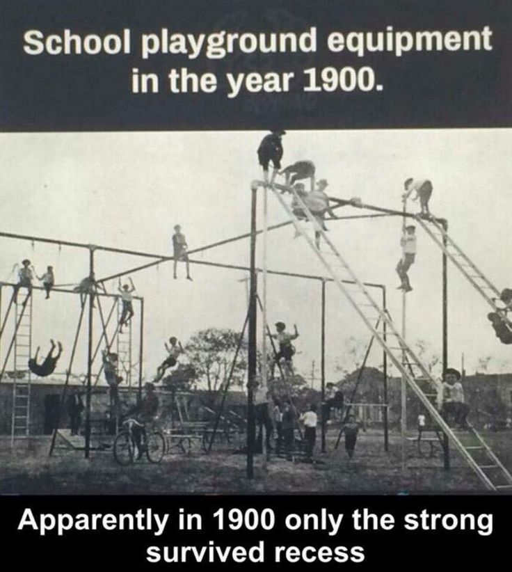 Only the strong survive recess!
