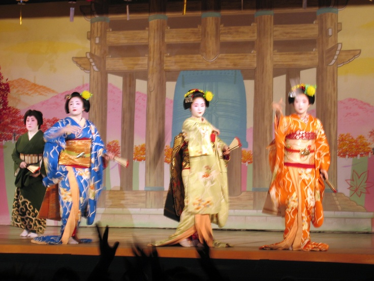 Finale: The song of Gion-Higashi