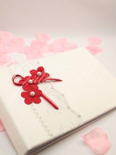 Книга пожеланий Gilliann Redrosso AST033 #guestbook #wedding guestbook