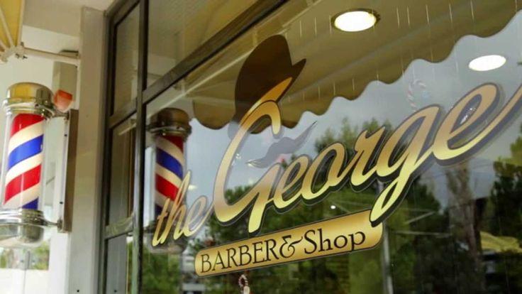 Δοκίμασε ένα παραδοσιακό ξύρισμα σε Barber Shop!   The George Barber & S...
