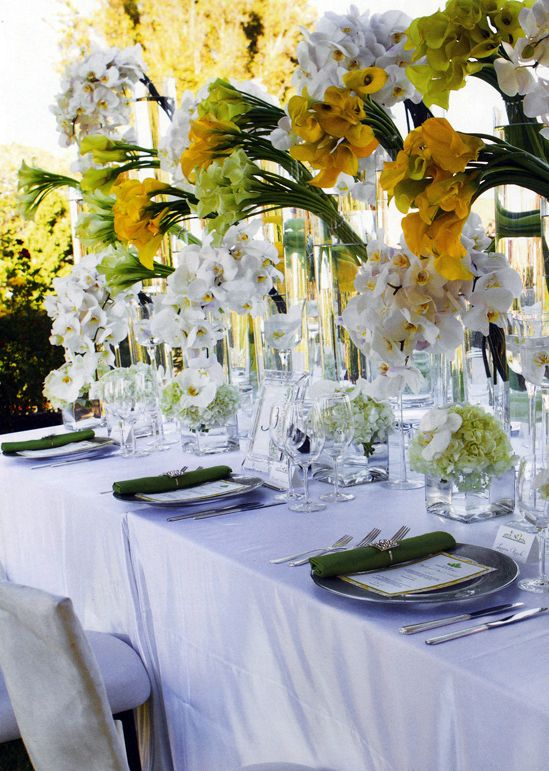 Best cylinder vases images on pinterest weddings