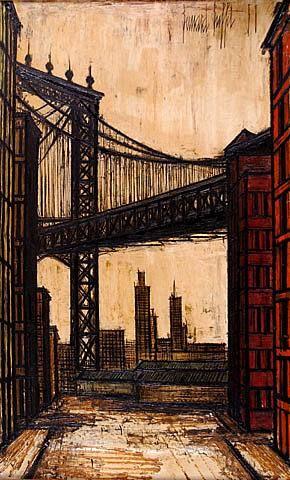 Bernard Buffet. New York 1958