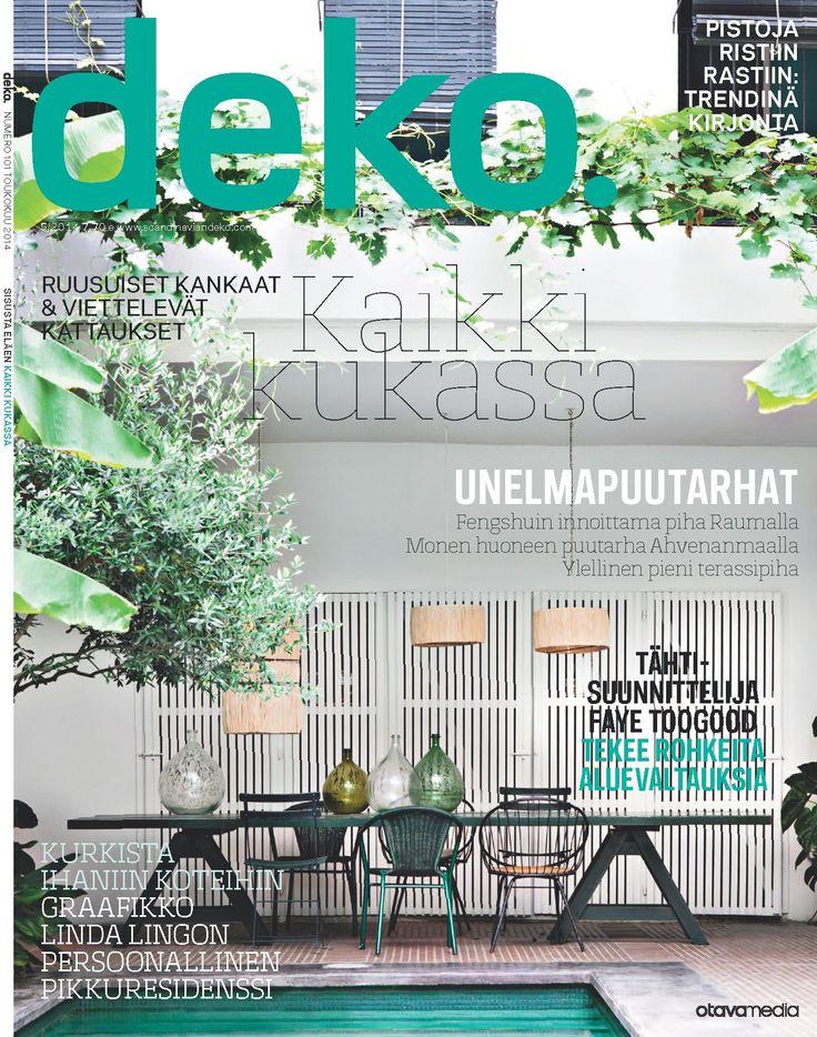 DEKO'S PRINT MAGAZINE 5 14 OUT NOW!