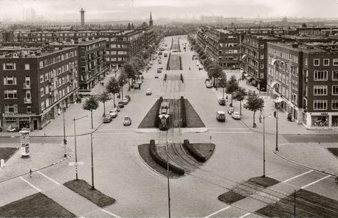 Afbeeldingen Schieweg   Rotterdams Openbaar Vervoer Museum - digitaal