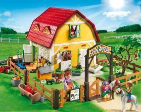 Playmobil Φάρμα Με Πόνυ (5222)- 59.99