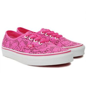 VANS Authentic (Hello Kitty Print) shoes