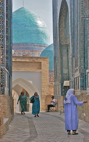 ✯ Samarkand, Uzbekistan travel destinations