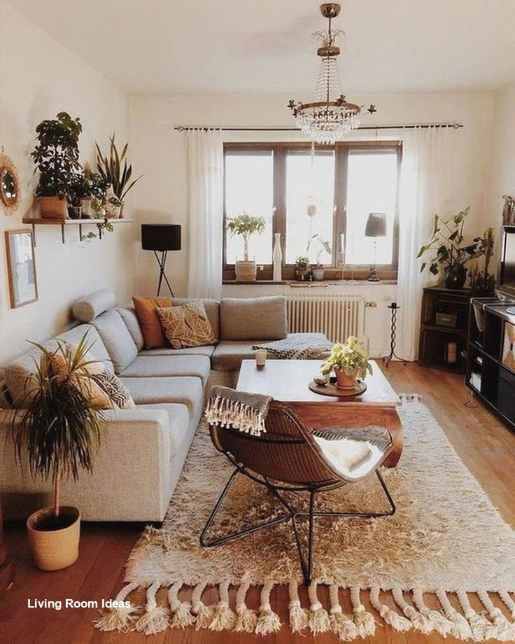 10+ Most Popular Small Rustic Living Room Ideas