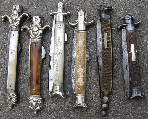 Vintage Switchblades.. ABSOLUTELY GORGEOUS*****