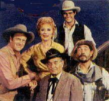 Matt Dillon und seine Freunde aus Dodge City  Rauchende Colts