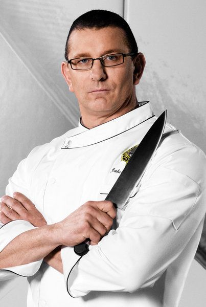 I don't think Food Network even realizes the gem that they have in you Chef Irvine.