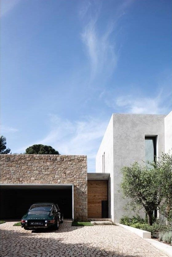 Villa Fidji In Cap Du0027Antibes France By Caprini Pellerini Architectes    Picture By Thomas De Bruyne