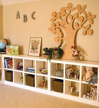 Basement: Playrooms Storage, Toys Rooms, The White, Diy'S, Plays Rooms, Shelves, Playrooms Idea, Cubbies, Kids Rooms