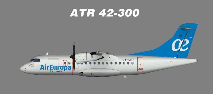Air Europa Express ATR42-300