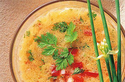 Salatsauce: Tomaten-Kräuter-Vinaigrette : das Rezeptportal von naturkost.de - bio, vollwertig, vegetarisch