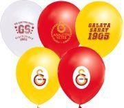 Galatasaray Baskılı Doğum Günü Balonları