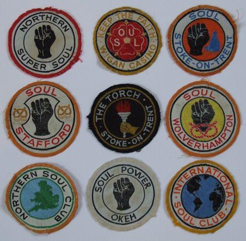 Soul badges.