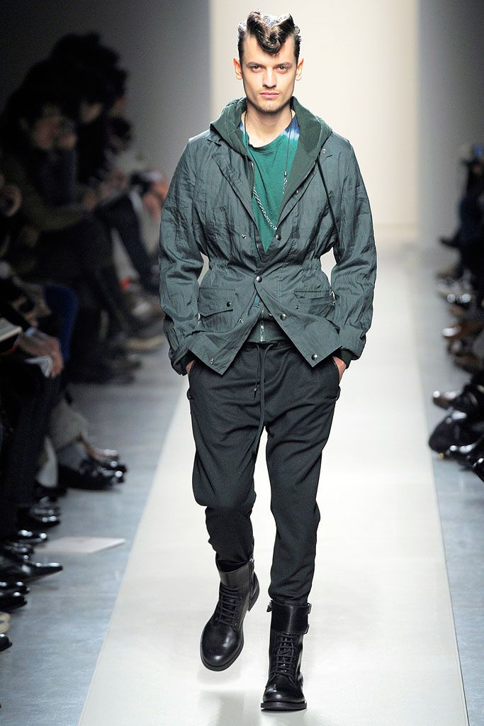 Bottega Veneta Fall 2010 Menswear Collection Slideshow on Style.com