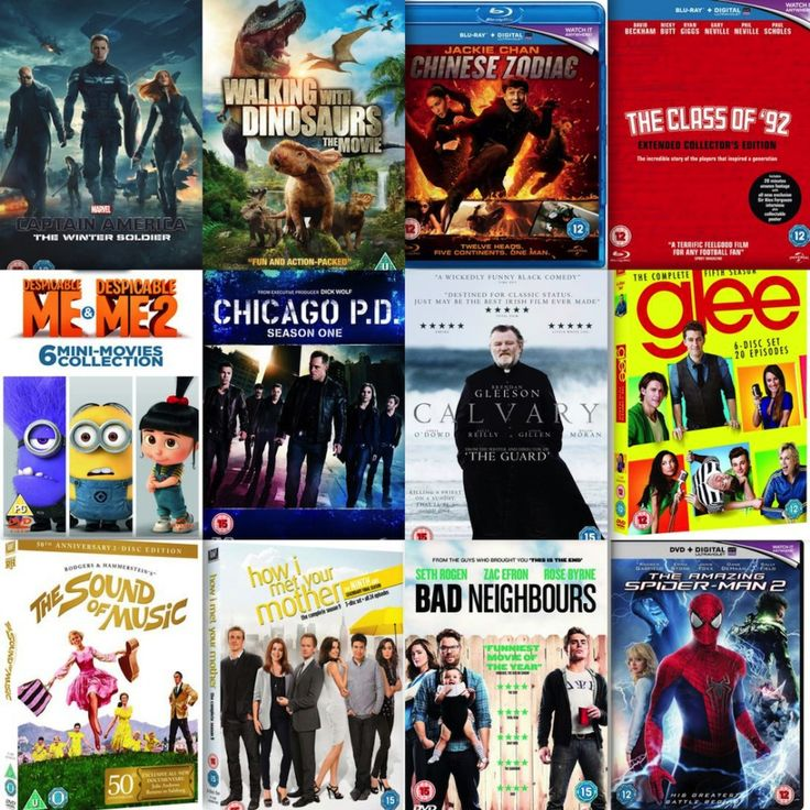 Win a MASSIVE Bundle of DVDs, Blu-rays and More from Xtra-vision!