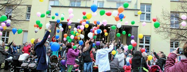 #Bunte Luftballons für 200 Frühchen - Thüringer Allgemeine: Thüringer Allgemeine Bunte Luftballons für 200 Frühchen Thüringer Allgemeine…