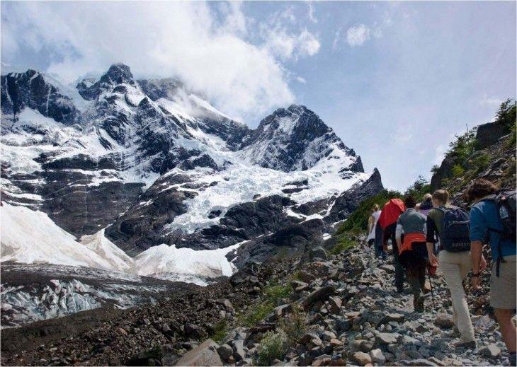 trekking en Torres del Paine CHILE