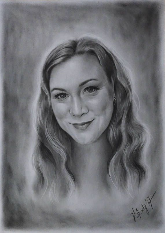 Birtday Custom Gift Original portrait from your photo Oil on