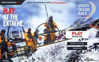 Volvo Ocean Race Game Virtual Regatta Offshore Volvo League