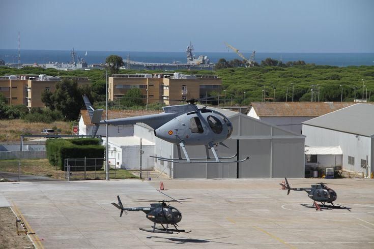 6ª Escuadrilla Hughes 500  Lema: (no tiene) Indicativo de radio: Argo